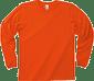 オリジナルプリント 長袖 Tシャツ